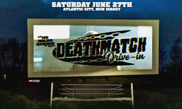Match Review: Dominic Garrini vs. Tony Deppen (ICW No Holds Barred Volume 2 – Deathmatch Drive-In) (June 27, 2020)