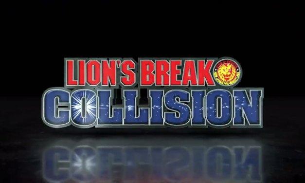 NJPW Lion's Break Collision – E02 (July 11, 2020)
