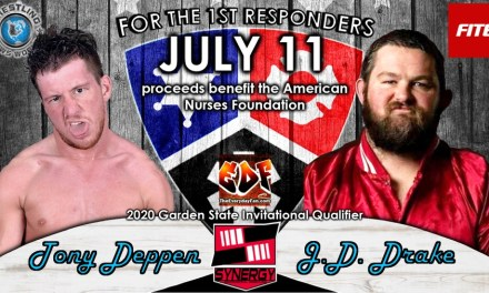 Match Review: JD Drake vs. Tony Deppen (Synergy For The First Responders) (July 11, 2020)