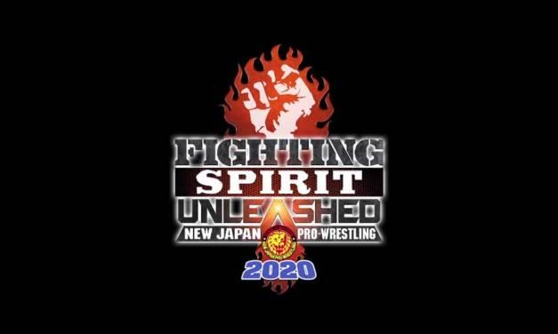 NJPW Strong E05 – Fighting Spirit Unleashed – Night One (September 05, 2020)