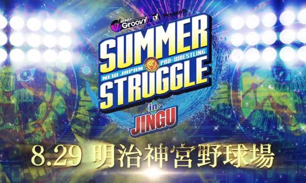 NJPW Summer Struggle in Jingu (August 29, 2020)