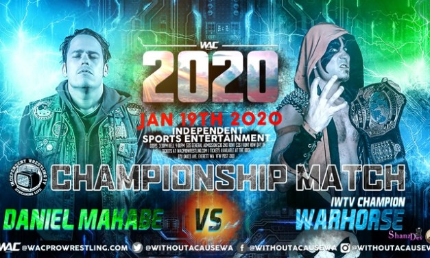 Match Review: Daniel Makabe vs. WARHORSE (WAC Presents 2020) (January 19, 2020)