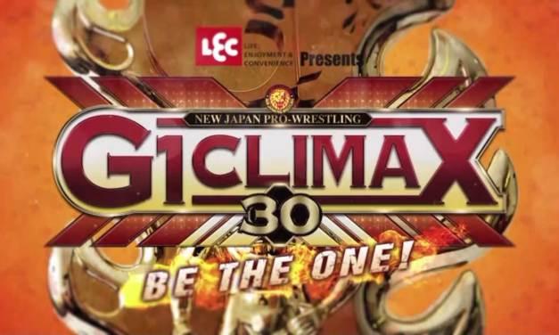 NJPW G1 Climax 30 – Night Five (Block A) (September 27, 2020)