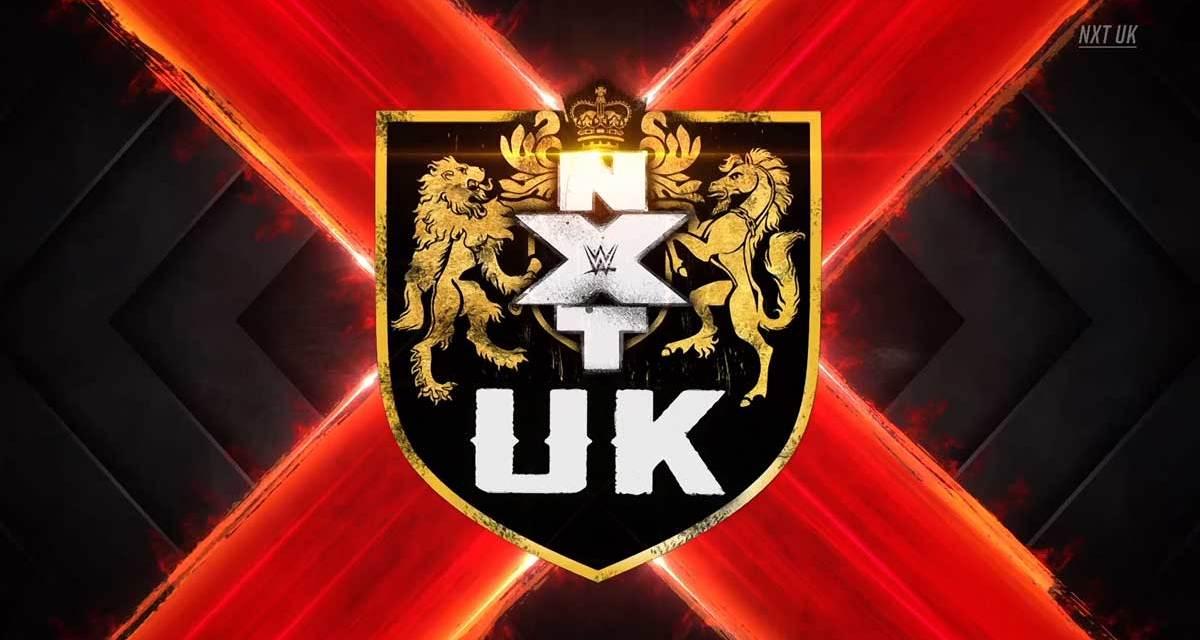 NXT UK #105 (Relaunch)