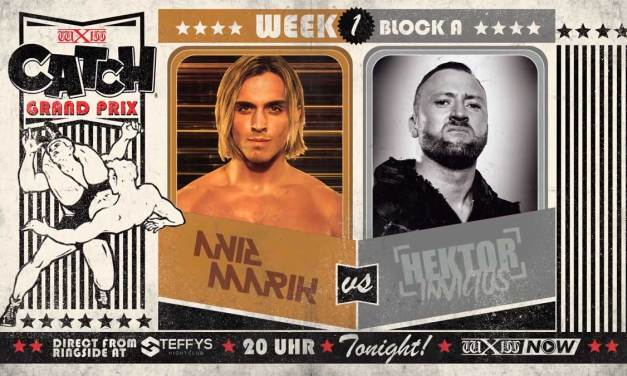 wXw Catch Grand Prix Match Review: Anil Marik vs. Hektor Invictus (October 27, 2020)
