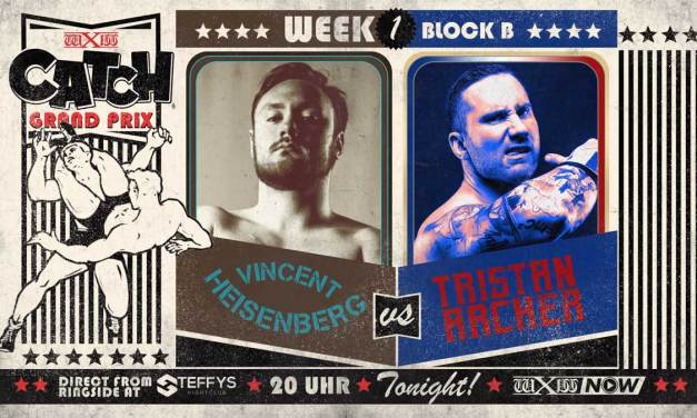 wXw Catch Grand Prix Match Review: Vincent Heisenberg vs. Tristan Archer (October 29, 2020)
