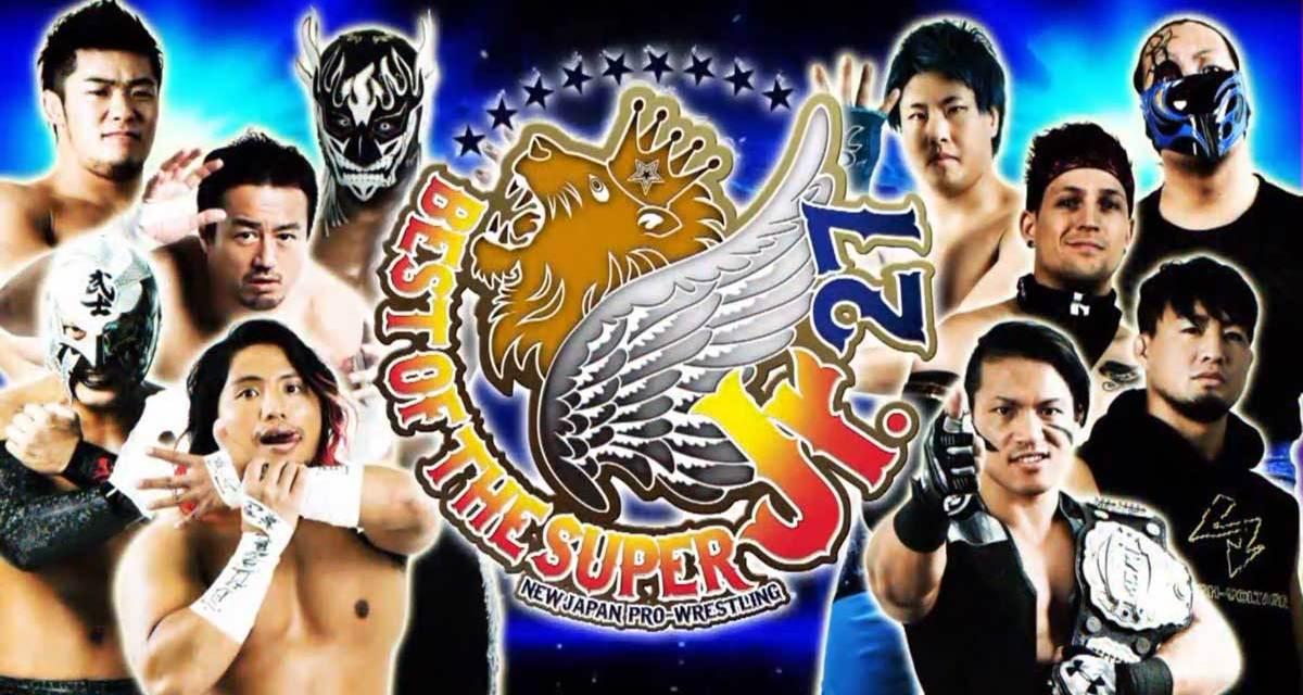 NJPW World Tag League 2020 x Best of the Super Junior 27 – Night Three (November 18, 2020)
