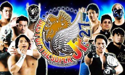 NJPW World Tag League 2020 x Best of the Super Junior 27 – Night Nine (November 25, 2020)