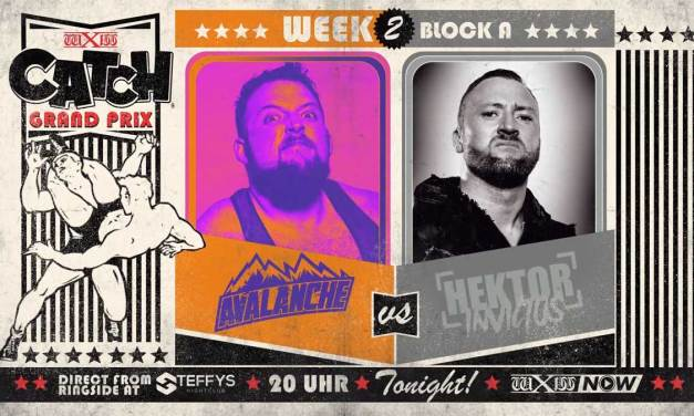 wXw Catch Grand Prix Match Review: Hektor Invictus vs. Avalanche (November 02, 2020)