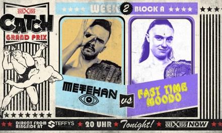 wXw Catch Grand Prix Match Review: Fast Time Moodo vs. Metehan (November 04, 2020)