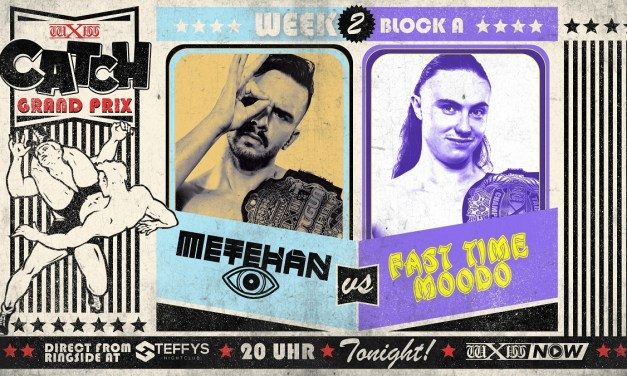 wXw Catch Grand Prix Match Review: Fast Time Moodo vs. Metehan (November 04, 2020)