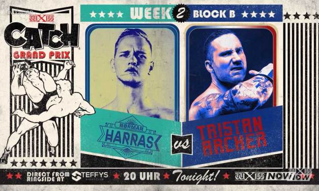 wXw Catch Grand Prix Match Review: Norman Harras vs. Tristan Archer (November 06, 2020)