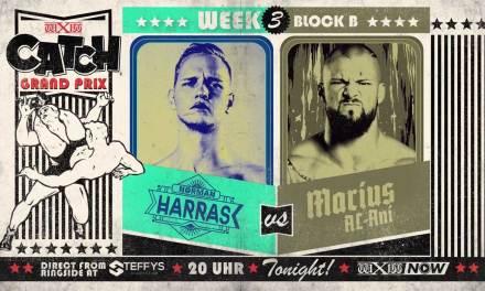 wXw Catch Grand Prix Match Review: Norman Harras vs. Marius al-Ani (November 12, 2020)