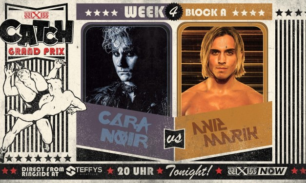 wXw Catch Grand Prix Match Review: Cara Noir vs. Anil Marik (November 17, 2020)