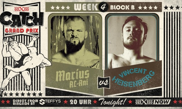 wXw Catch Grand Prix Match Review: Vincent Heisenberg vs. Marius al-Ani (November 20, 2020)