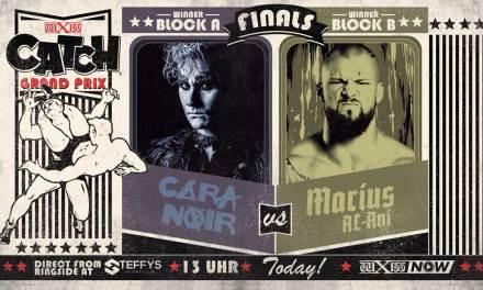 wXw Catch Grand Prix Final Review: Cara Noir vs. Marius al-Ani (December 13, 2020)