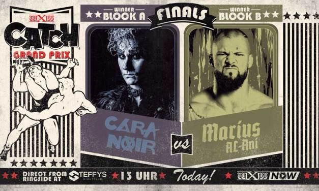 wXw Catch Grand Prix Final Review: Cara Noir vs. Marius al-Ani (December 13, 2020)