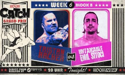 wXw Catch Grand Prix Match Review: Tristan Archer vs. Emil Sitoci (December 04, 2020)