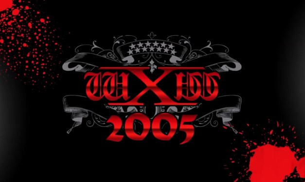 wXw Best of 2005 – #15 Quackenbush vs. Hero