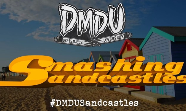 Match Review: Robbie Eagles vs. Dunkzilla Davis (Death Match Down Under, Smashing Sandcastles, March 06, 2021)