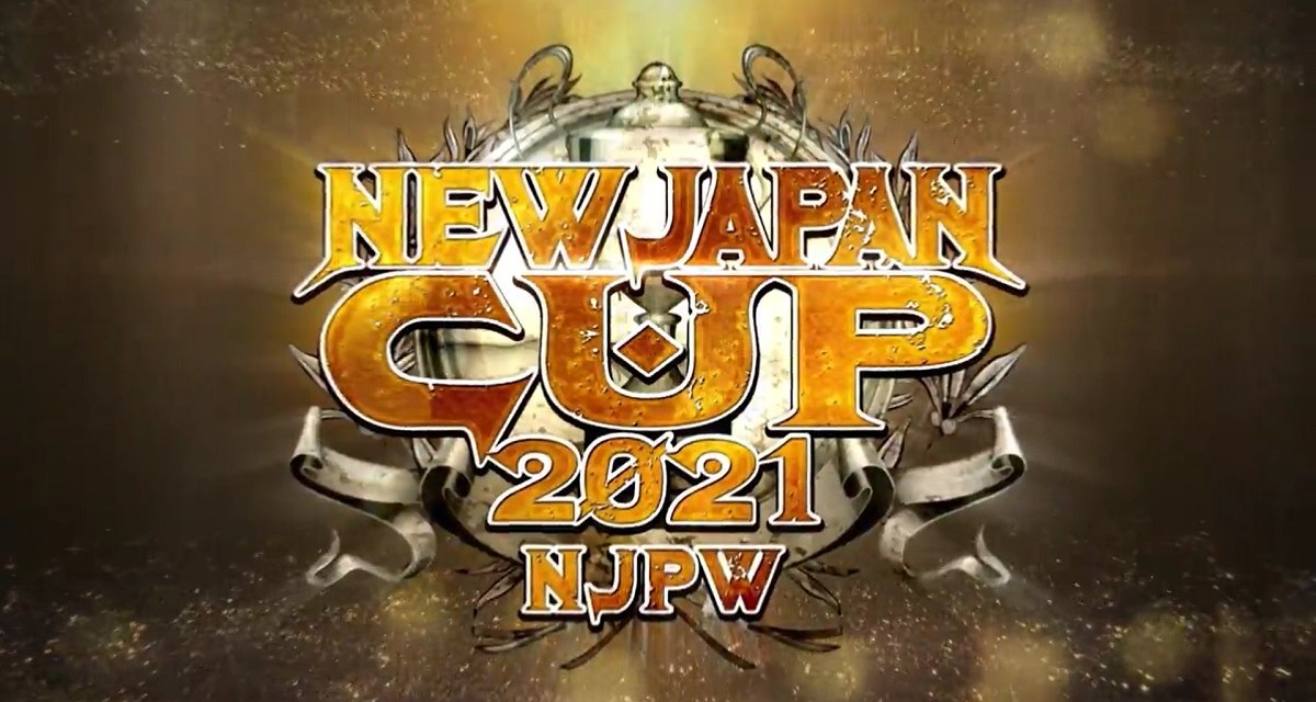 NJPW New Japan Cup 2021 – Night Eight (March 14, 2021)