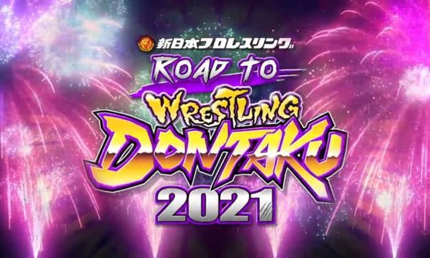 NJPW Road to Wrestling Dontaku 2021 – Night Six (April 18, 2021)