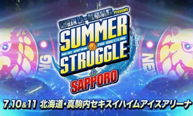 NJPW Summer Struggle in Sapporo – Night Two (July 11, 2021)