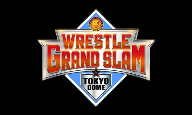 NJPW Wrestle Grand Slam in Tokyo Dome (July 25, 2021)