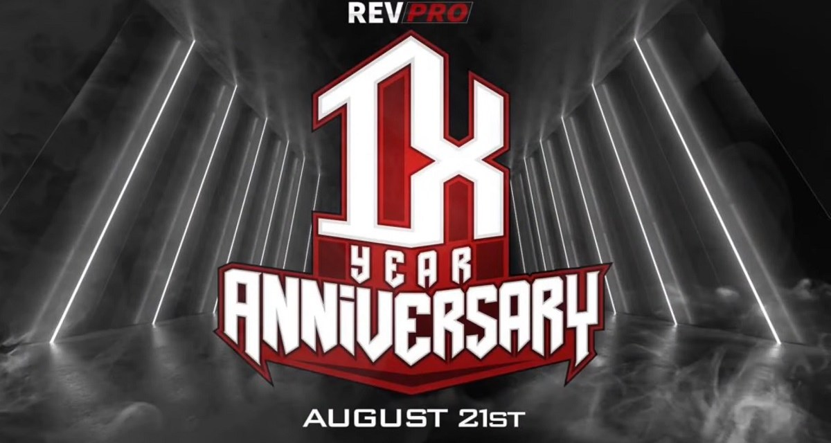 Revolution Pro Wrestling Nine Year Anniversary (August 21, 2021)