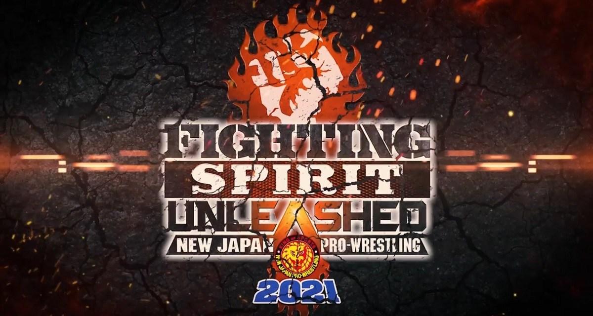 NJPW Strong E59 – Fighting Spirit Unleashed 2021 (September 25, 2021)
