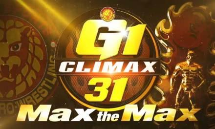 NJPW G1 Climax 31 – Night One (Block A) (September 18, 2021)