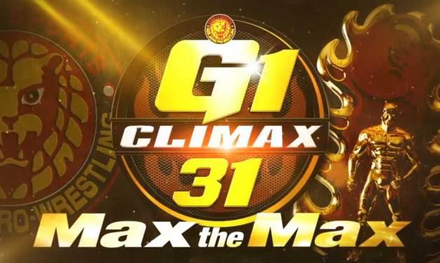NJPW G1 Climax 31 – Night Five (Block A) (September 26, 2021)