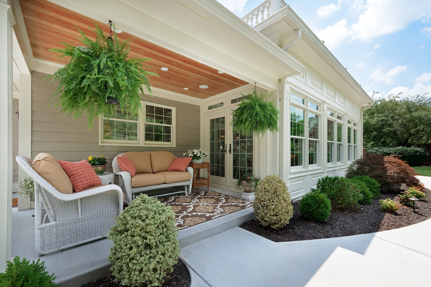 BACK Construction Awarded Best of Houzz for Design and Service on Houzz Backyard Patios  id=41509