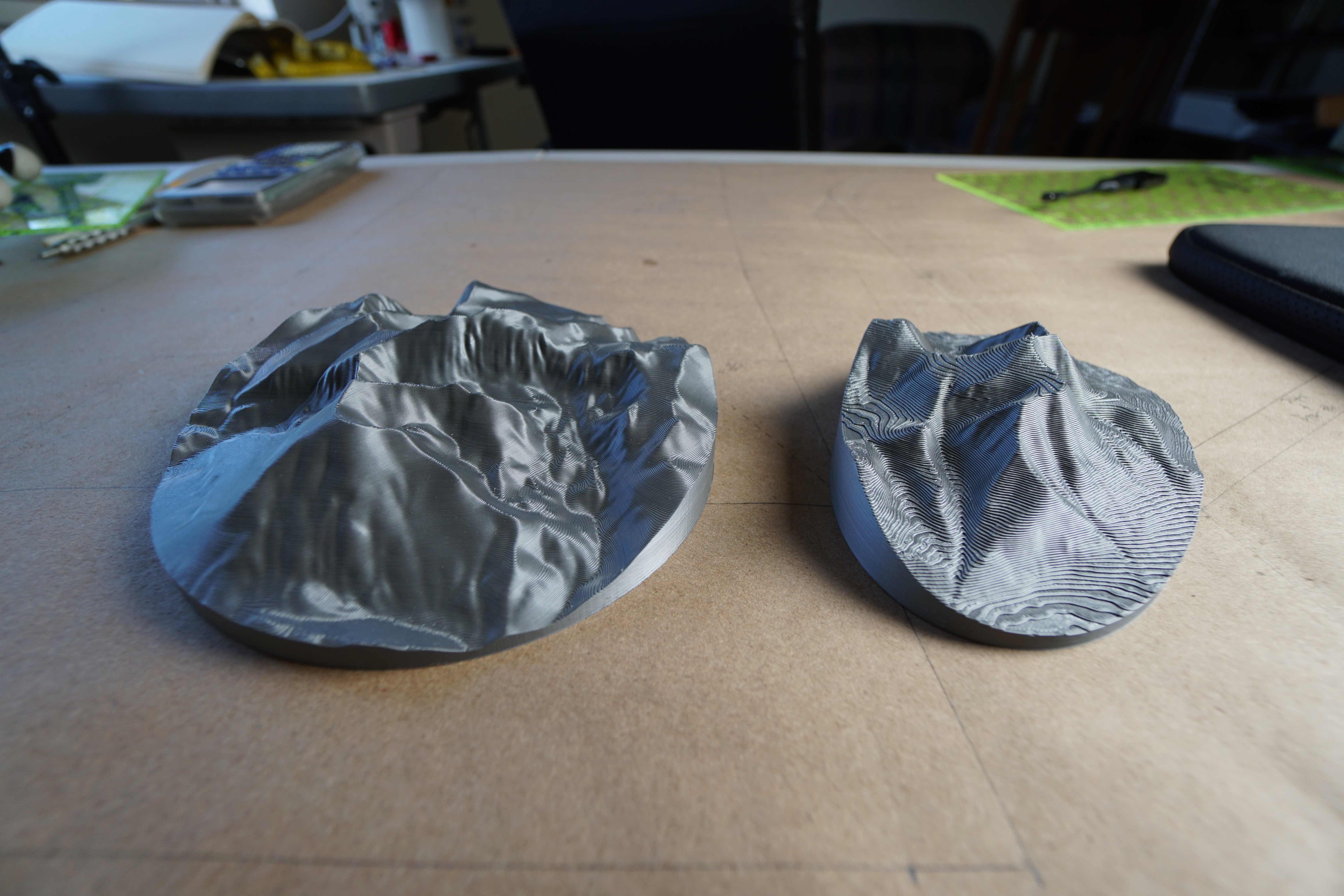 How To 3D Print A Mountain – A guide to finding, modeling
