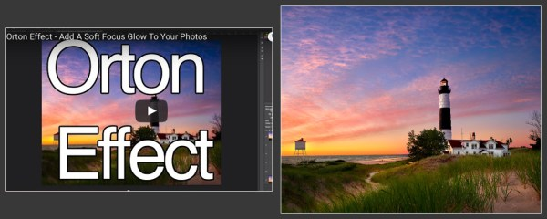 Orton Effect – Add A Soft Focus Glow To Your Photos