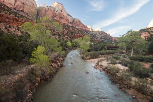 River of Zion