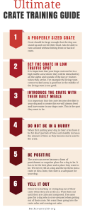Crate Training Guide for your dog