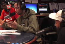 Travis Scott Hot 97 Interview 9/7/16 , Travis Scott , Hot 97