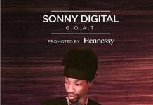 Sonny Digital GOAT EP , Sonny Digital G.O.A.T EP , Sonny Digital G.O.A.T mixtape