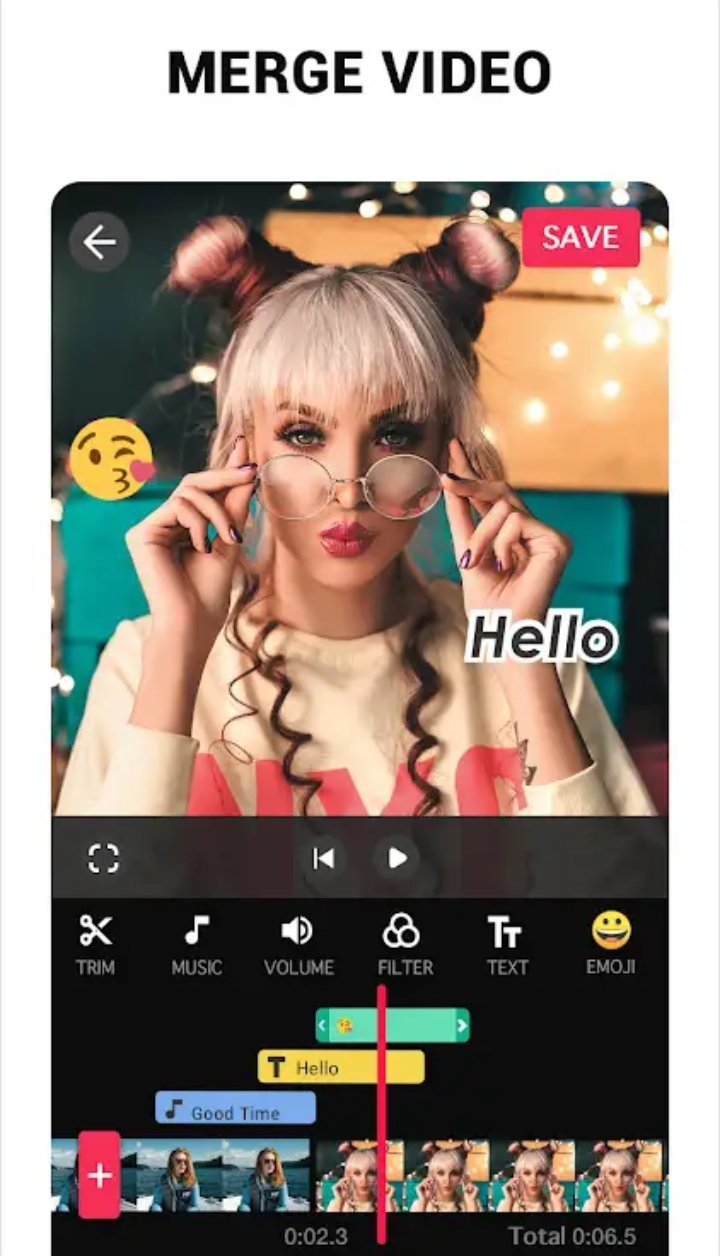 Best video editor app for Youtube