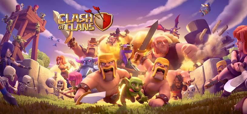 Clash of clans alternative to pubg Mobile