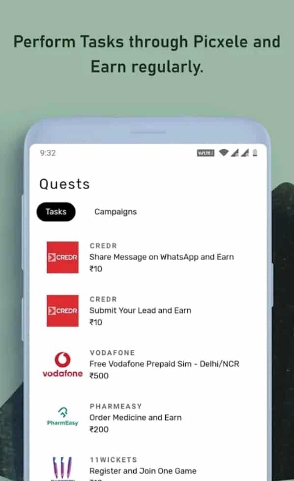 Earn money app download