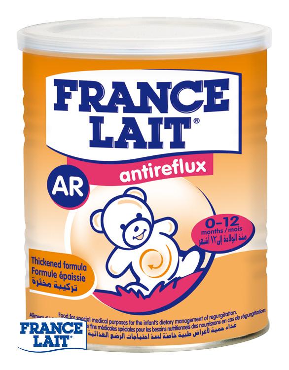 France Lait AR Mléko při problémech s ublinkáváním 400 g