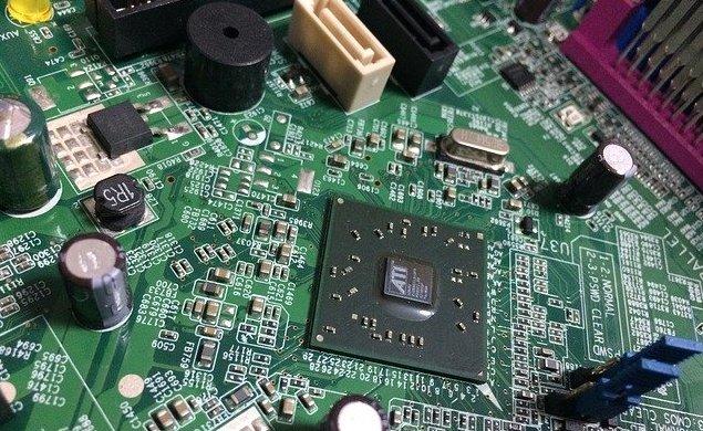 CPU Semiconductor