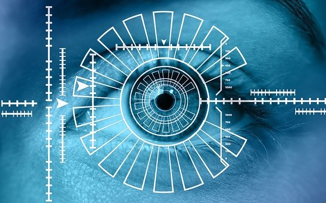Biometrics Eyes Iris