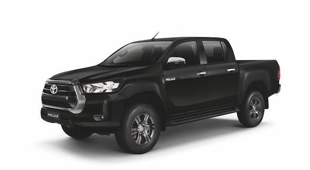 Toyota HILUX G_ATTITUDE BLACK MICA