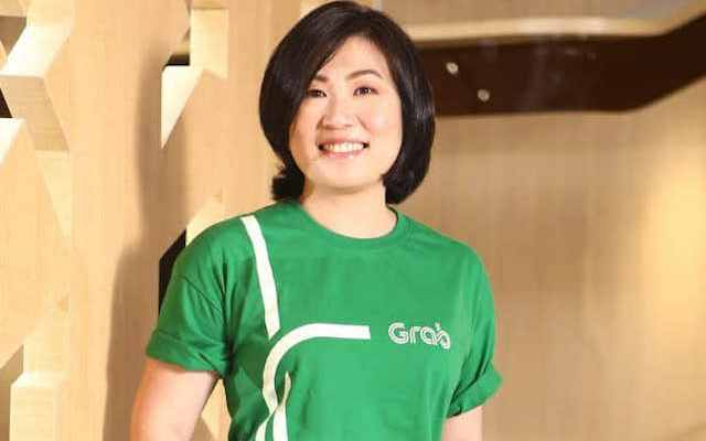 Grace Vera Cruz, country head, Grab Philippines 2020