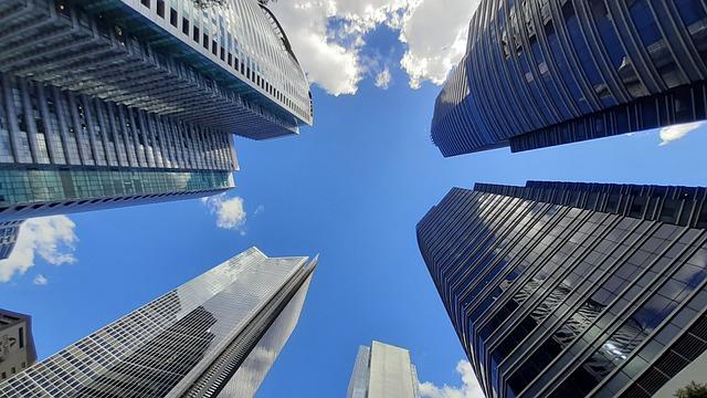 Building High-Rise Skyscraper Makati
