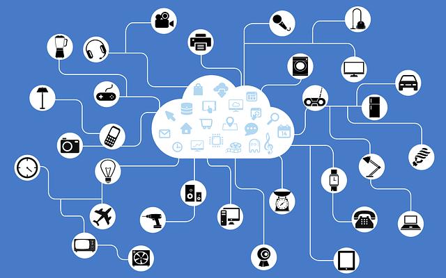 Cloud Network Internet of Things IoT