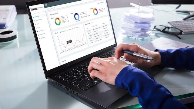 Lenovo ThinkSmart Dashboard